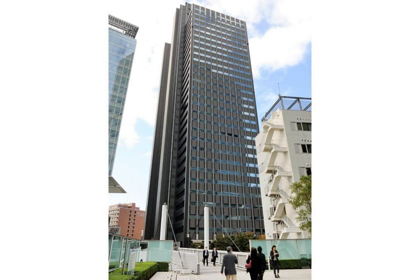 Among the top Asia-Pacific transactions was GIC's purchase of a 43 per cent stake in Shinjuku Maynds Tower, a 34-storey prime office building in Tokyo, for 62.5 billion yen.
