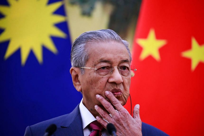 Prime Minister Mahathir Mohamad has been urged by opposition party Malaysian Chinese Association to be mindful when making statements about China.