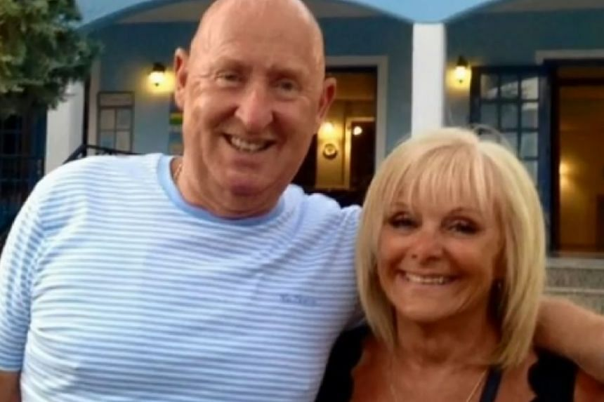 John and Susan Cooper died within hours of each other at the resort in Hurghada.
