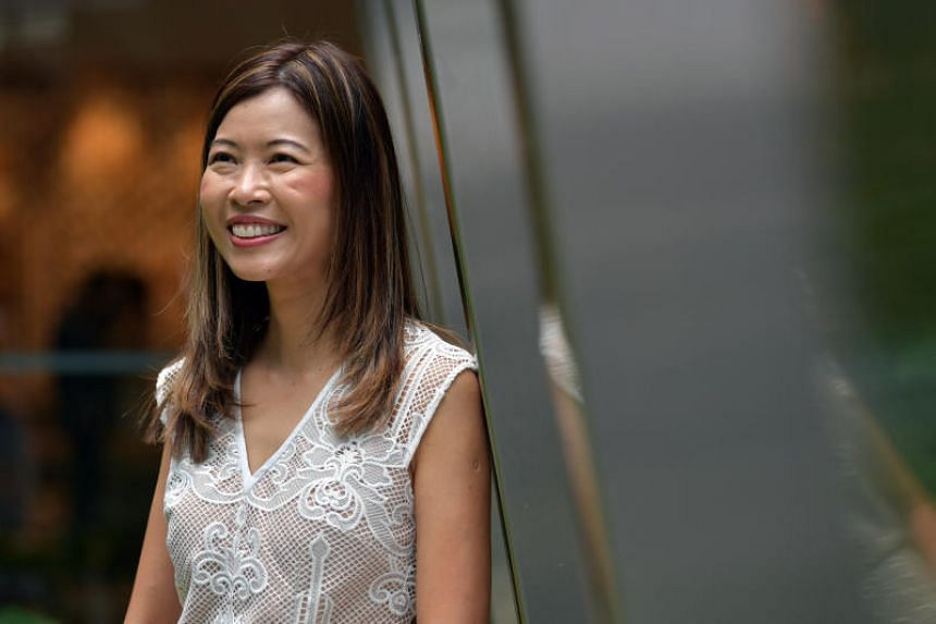 Ms Ng Ling Ling was named the Woman of the Year by Her World for her work in guiding Community Chest.