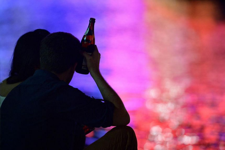 The rate of binge drinking in Singapore has been on the rise, according to the Health Ministry and Health Promotion Board.