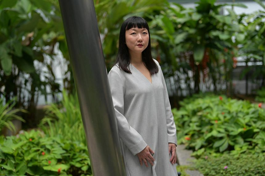 Ms Olivia Lee, 33, was named one of the eight most promising designers at the renowned Salone del Mobile Milano furniture exhibition in Italy in April 2017.
