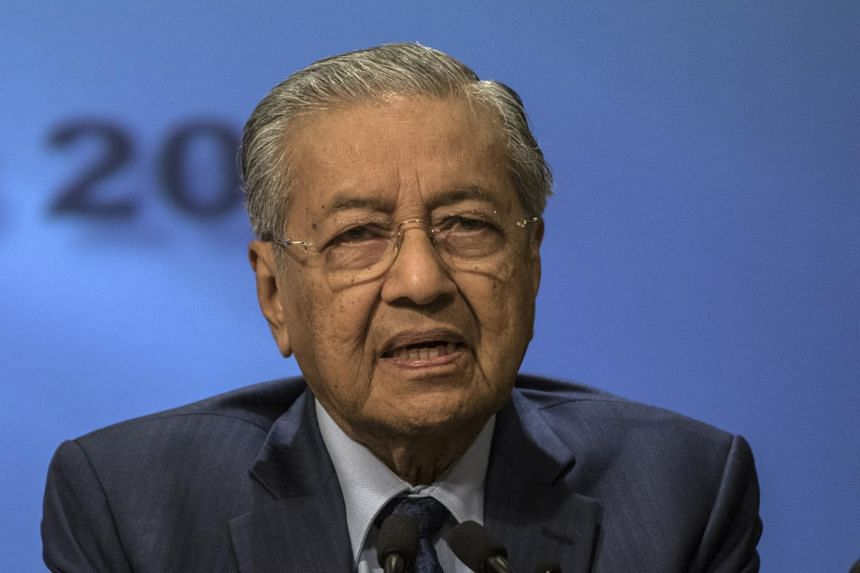 Malaysian Prime Minister Mahathir Mohamad gave his commitment that his administration would not abuse the law.