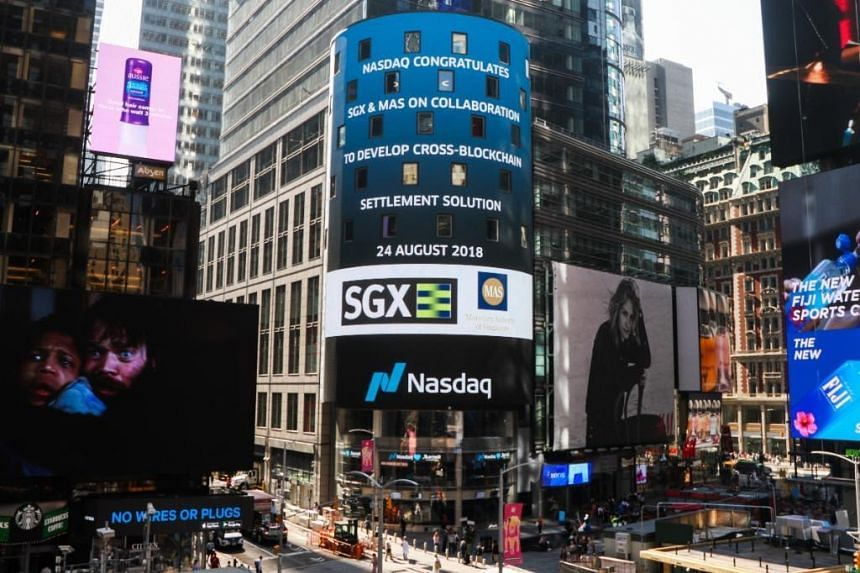MAS and SGX are collaborating with Anquan, Deloitte and Nasdaq to develop DvP capabilities for settlement of tokenised assets across different blockchain platforms.