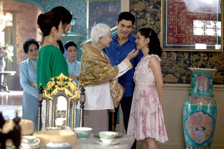 Crazy Rich Asians opened on 120 screens and grossed $2.5 million at the box office from Aug 21 to Aug 26.