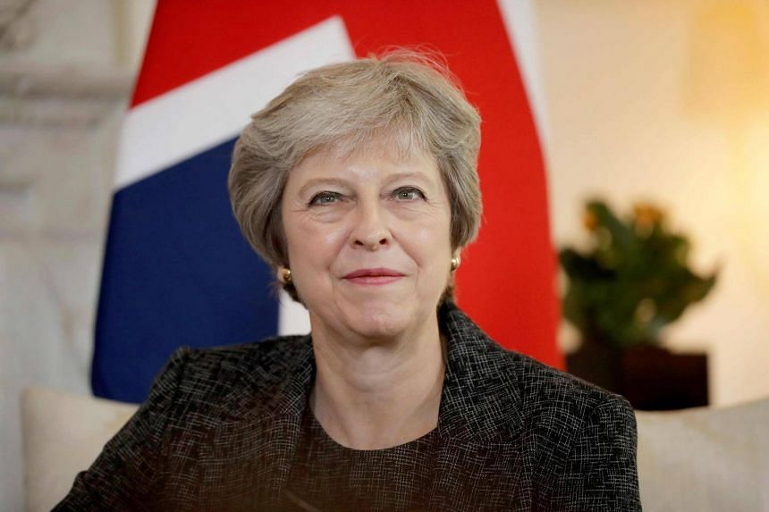 "British Prime Minister Theresa May reiterated that she still thinks Britain will be able to get a ""good deal""."