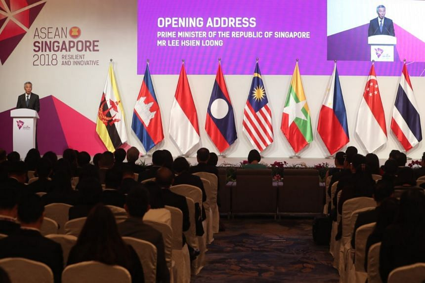 Given the diversity of RCEP's members, trade-offs and compromises have to be made by the parties involved, said Prime Minister Lee Hsien Loong.