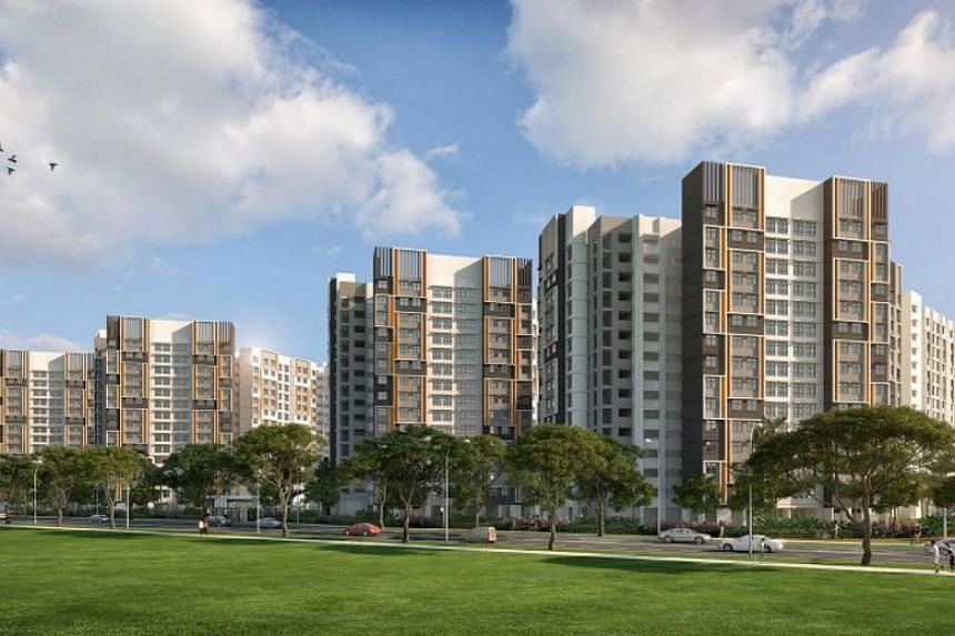 More than 5,000 public flats are being offered in the latest Housing Board sales exercise.