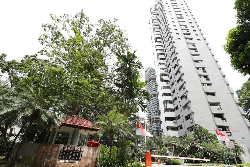 Grange Heights had previously sought to be sold en bloc in 2007, but a last-minute pulloutsaw the approving majority drop below the requisite 80 per cent.