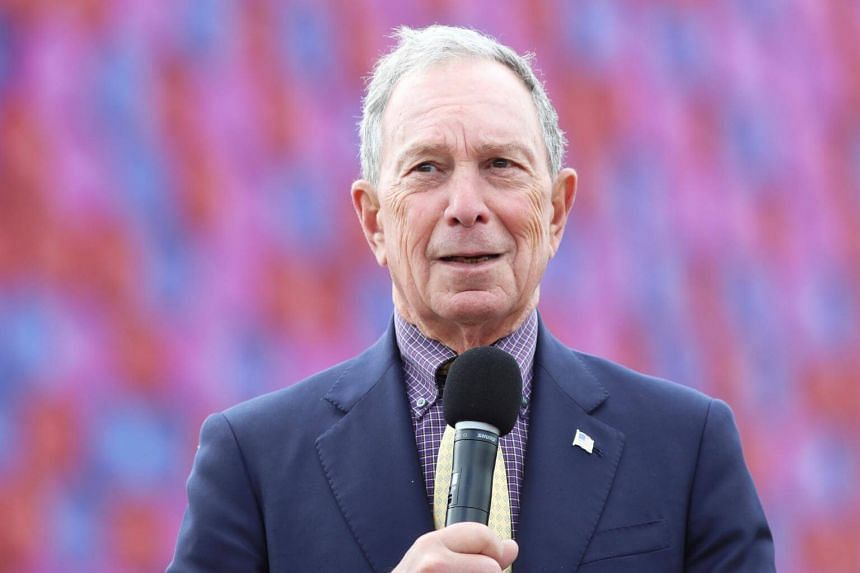 Billionaire Michael Bloomberg wants to engage with China on issues such as trade and climate change. The event was planned to rival Davos in Switzerland.