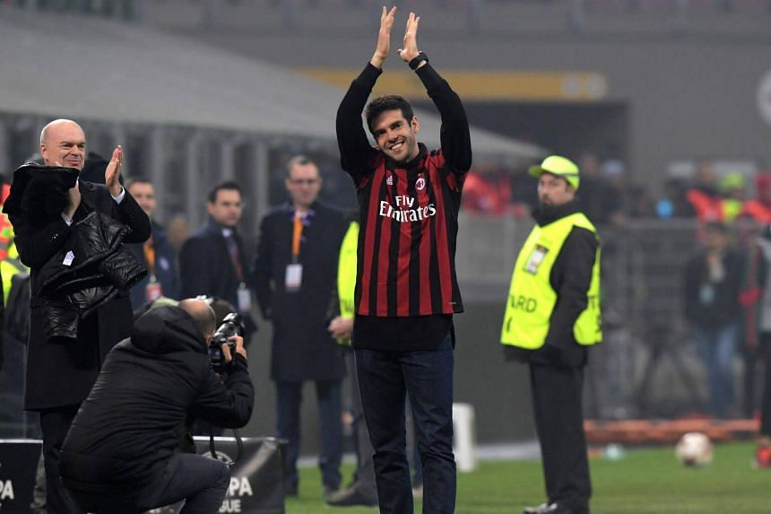 Kaka, a Ballon d'Or winner, is reported to be looking at the possibility of joining the club's board.