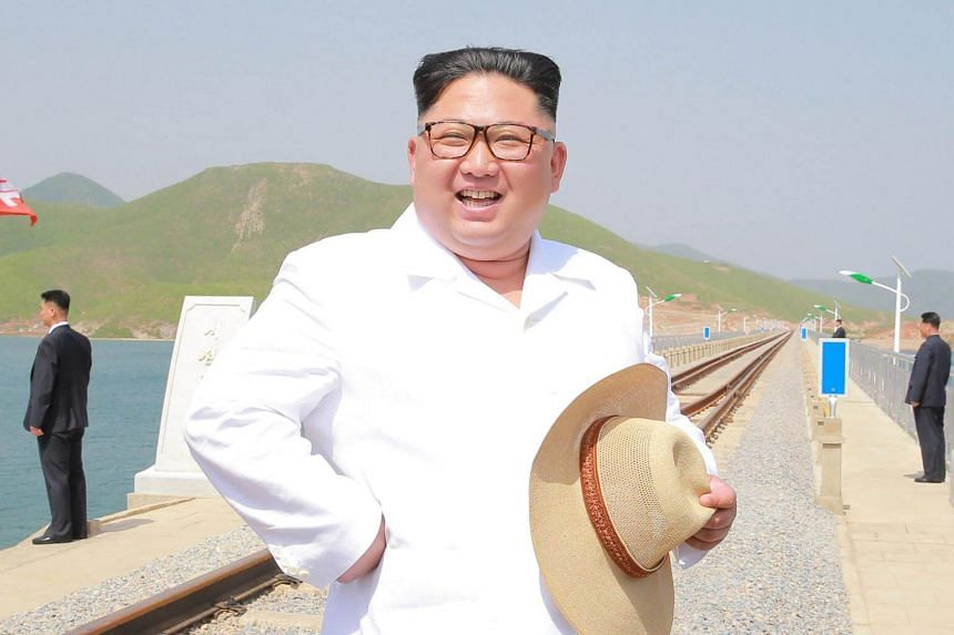 North Korean leader Kim Jong Un is looking to capitalise on an easing in international tensions with his isolated regime to advance plans for a high-speed rail network.