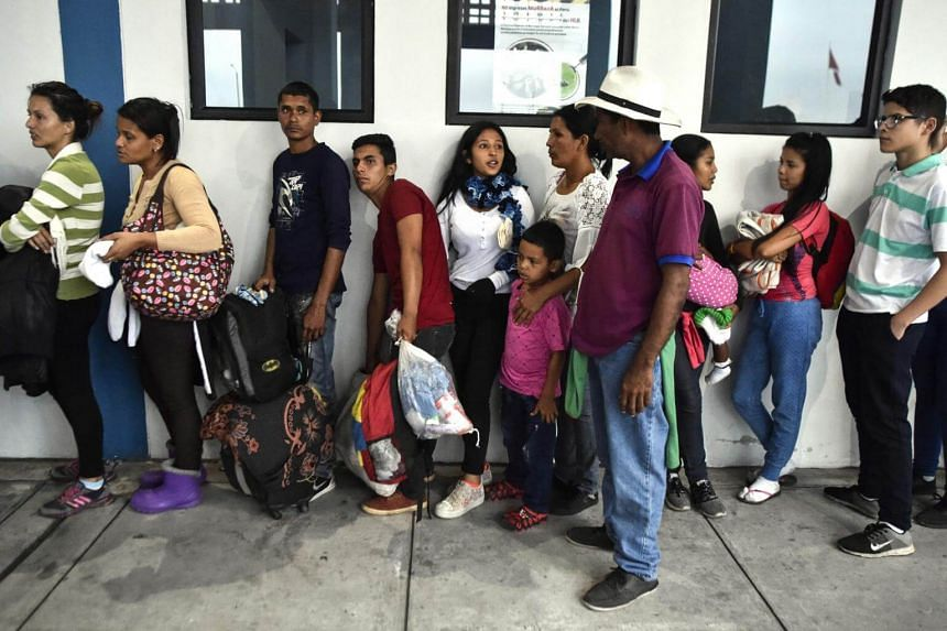 More than 1.6 million Venezuelans have abandoned the oil-rich nation since 2015 to seek better lives in neighbouring Colombia.