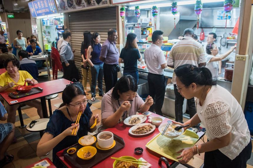 Prime Minister Lee Hsien Loong announced on Aug 19, 2018, that Singapore will nominate its hawker culture to Unesco's list of intangible cultural heritage.