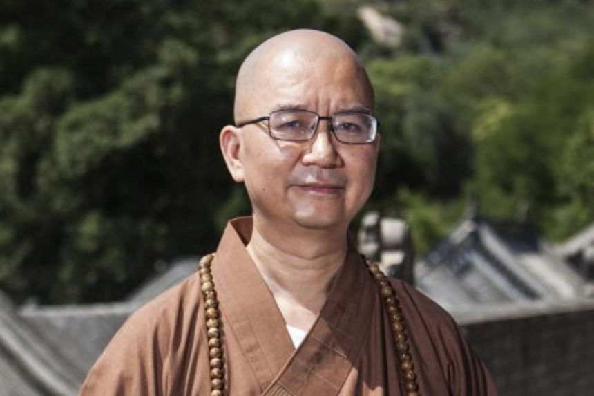 Chinese monk Xuecheng removed as head of Beijing's Longquan Monastery amid  sex probe