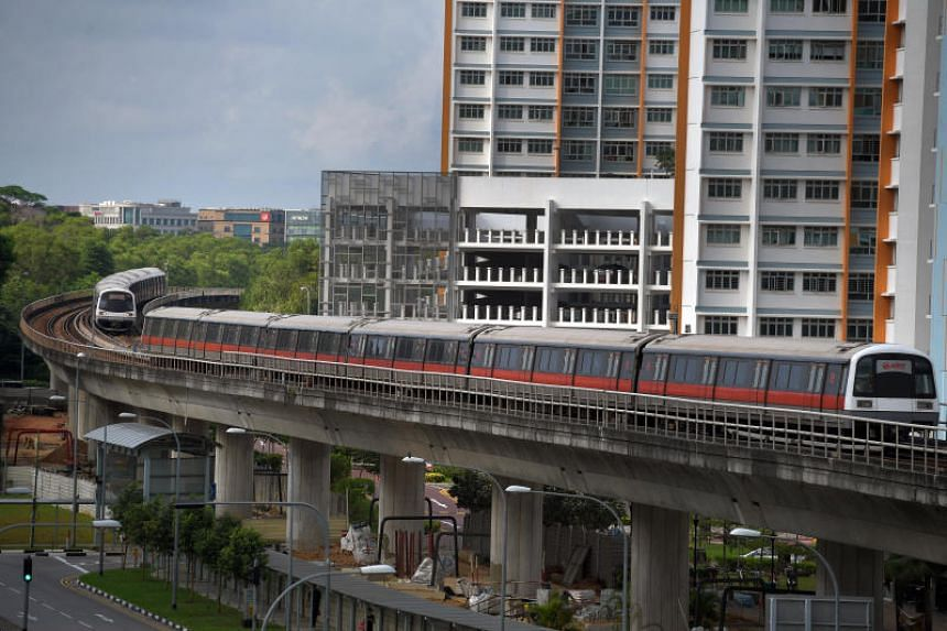 For the first six months of 2018, the MRT network averaged 574,000km between delays - up from 555,000km in the first quarter - and 181,000km for full-year 2017.