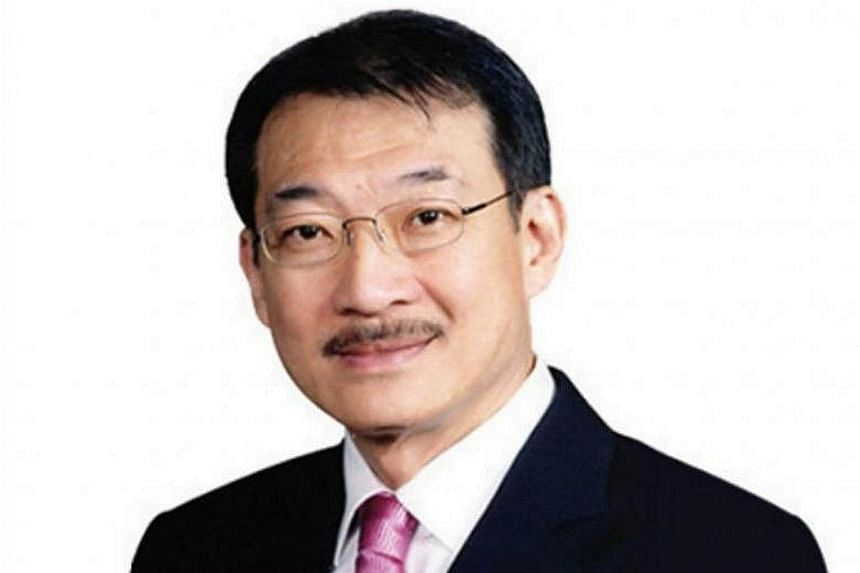 Larry Low Hock Peng quit as Frencken's non-executive, non-independent chairman in 2016.
