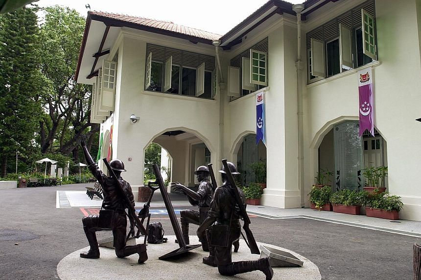 Housed in a restored colonial bungalow, World War II centre Reflections at Bukit Chandu will be redeveloped to provide an immersive experience.