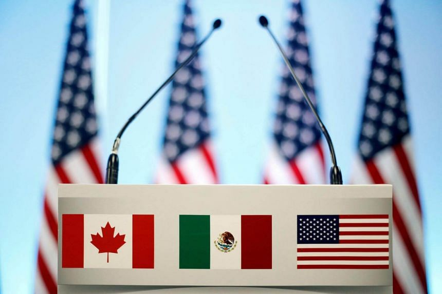 The United States imposed tariffs on metal imports in March, but at the time exempted Canada and Mexico. It extended the tariffs to both countries in June.