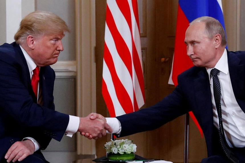 Russian President Vladimir Putin could hold talks with US President Donald Trump at three summits due to take place in 2018, said the Kremlin.