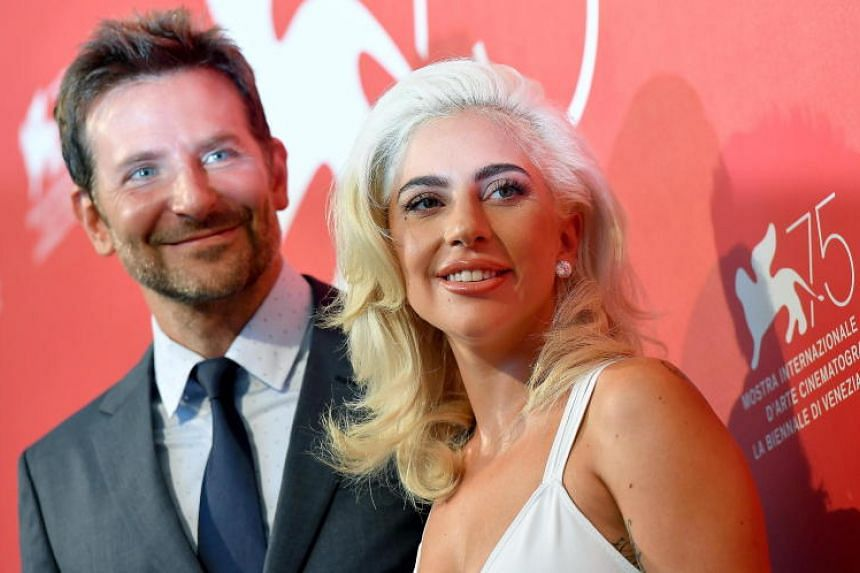 Lady Gaga plays a girl-next-door character who achieves her dream of becoming a famous singer in A Star Is Born, directed by co-star Bradley Cooper.