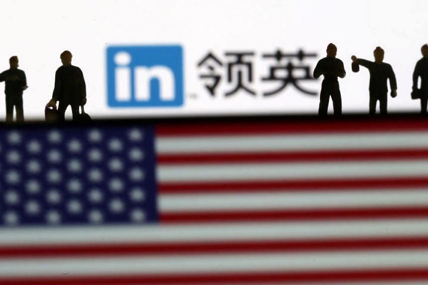 """Intelligence and law enforcement officials have told LinkedIn about China's """"super aggressive"""" efforts on the site, said the US' counter-intelligence chief William Evanina."""