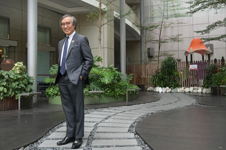 Mr Ching has been COO of OCBC since April 2012, and is also currently chairman of Bank of Singapore and OCBC Securities, and deputy chairman of Lion Global Investors.