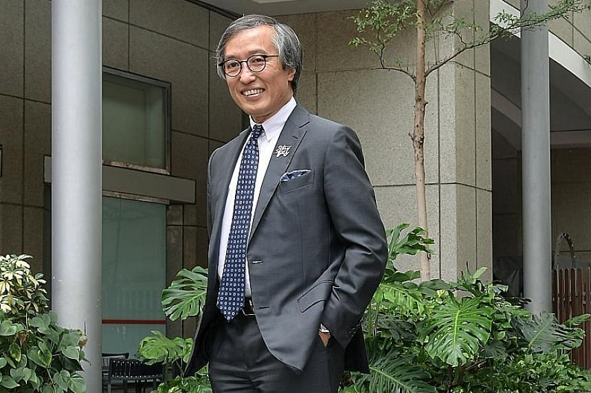 Mr Ching Wei Hong, COO of OCBC Bank, which is one of the local banks that owns Nets, is the chairman of Nets from today.