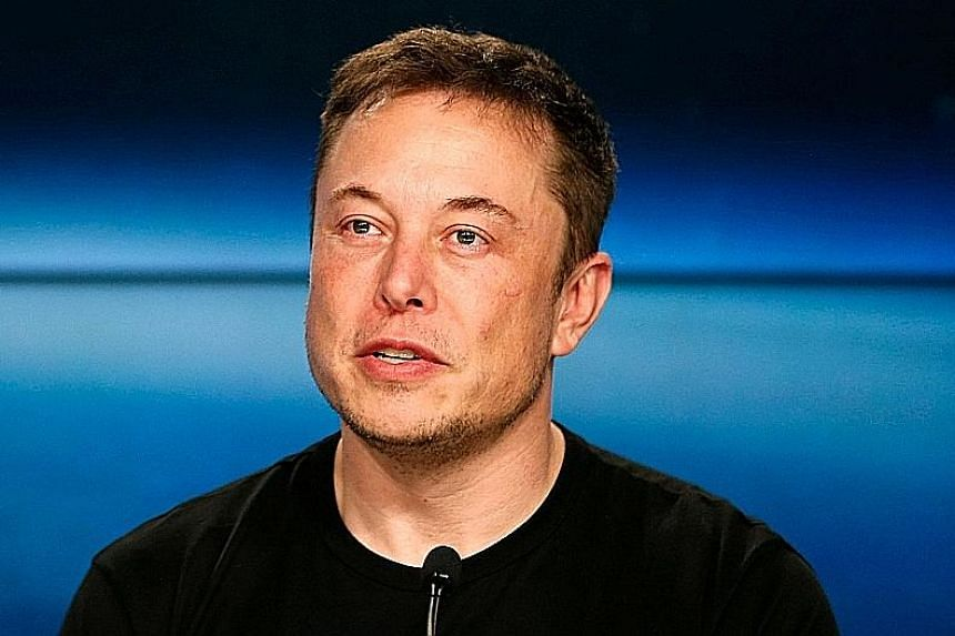 Mr Elon Musk serves as Tesla's chairman and CEO, and some activists call for the role to be split between two people.