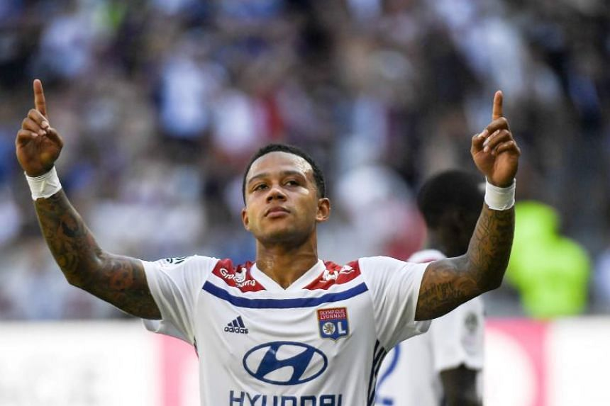 Lyon police said it was too early to say exactly what Memphis Depay had lost during the break in but he is known to have a big collection of watches, jewellery and cars.