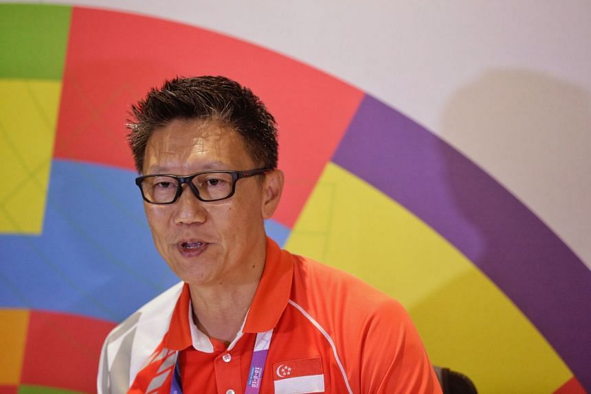 """""""Our athletes showed no fear coming up against some of the world's best athletes to fight for every point and victory,"""" said chef de mission Lee Wung Yew."""