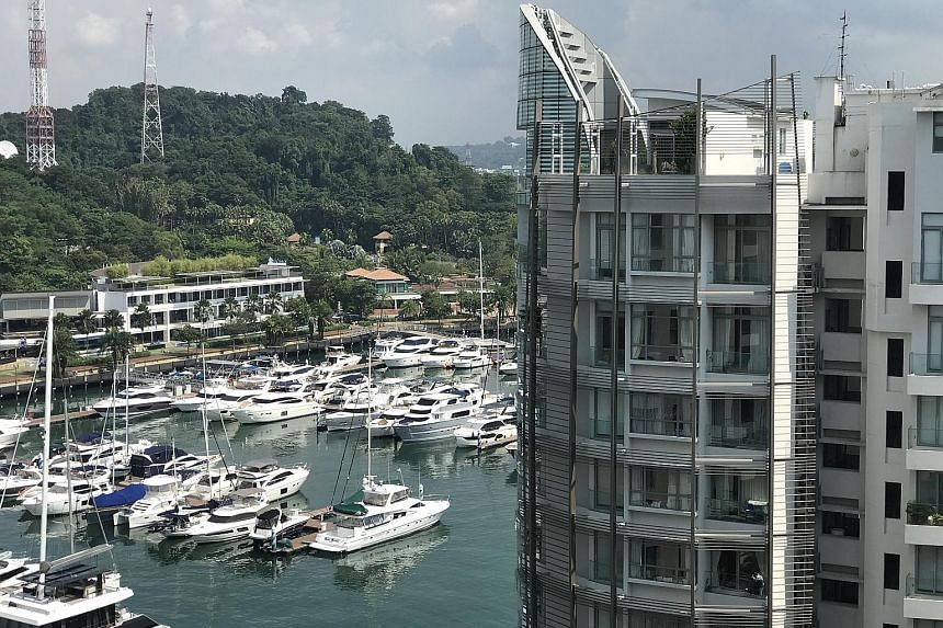 The 11th-storey duplex penthouse (top right), which was relisted several times over the past three years, was eventually sold by Edmund Tie & Company to Kenyan diplomat Neal Manilal Chandaria, whose family is in the process of moving in. The buyer vi