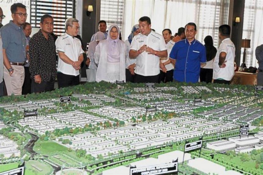 The Forest City project made the headlines after Prime Minister Tun Dr Mahathir Mohamad said last Monday that Malaysia would not allow foreigners to buy residential units in the Forest City project.