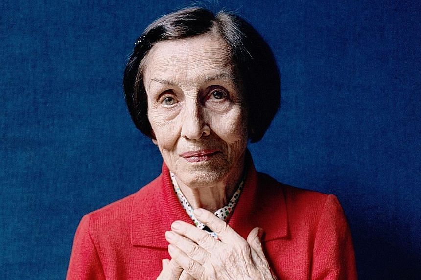 Artist Francoise Gilot claims her art is not influenced by anyone.