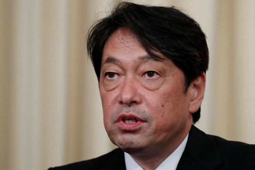 """Japanese Defence Minister Itsunori Onodera said China had been """"unilaterally escalating"""" its military activities in the past year."""