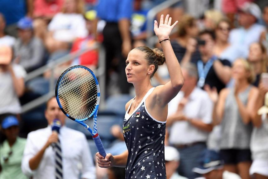 Karolina Pliskova won with a powerful combination of freedom from the burden of expectation and confidence that came from 10 consecutive victories leading into that match.