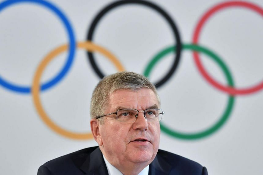 International Olympic Committee President Thomas Bach said that he was encouraged that Indonesia's government would maintain enthusiasm among its people even after the Games.