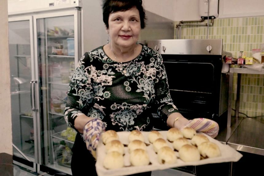 Madam Mary Gomes, 69, is preserving her Eurasian heritage through food.