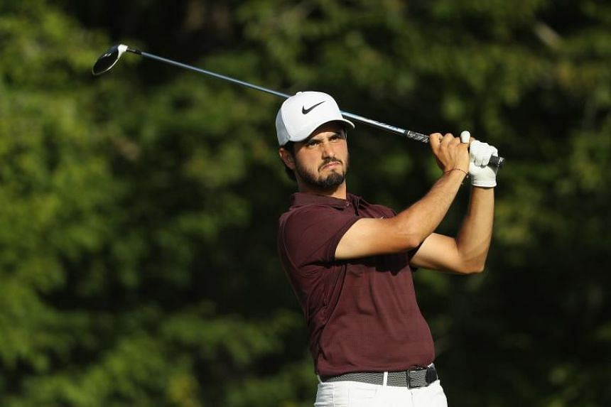 Abraham Ancer opened with three birdies on his way to a six-under 65 at the TPC Boston course to stand on 13-under 200 for 54 holes.