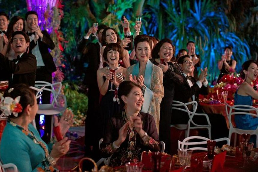 Crazy Rich Asians beat out new films such as The Equalizer 2 and Mirai to take the top spot in Singapore for a second straight weekend.