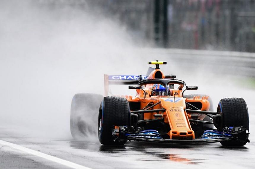 Motor Racing Mclaren Put 18 Year Old Briton Norris On The F1 Grid To Replace Belgian Vandoorne Formula One News Top Stories The Straits Times