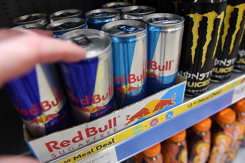 Energy drinks - loaded with caffeine and sugar - have been implicated in overstimulation of the nervous system as well as obesity. It is the caffeine content that represents the biggest health issue.