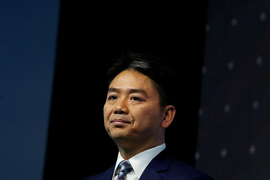 Mr Richard Liu has returned to China and JD.com said the sexual misconduct accusation against him was unsubstantiated.