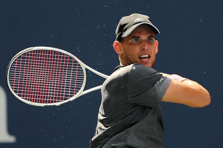 Austrian Dominic Thiem, who turned 25 yesterday, gave himself the perfect birthday present with a 7-5, 6-2, 7-6 (7-2) win over Wimbledon finalist Kevin Anderson on Sunday. Thiem was so dominant that he lost only four points on his first serve in that