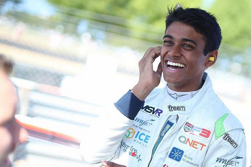 Nineteen-year-old Pavan Ravishankar expects his hard work to bear fruit for the next F3 season.