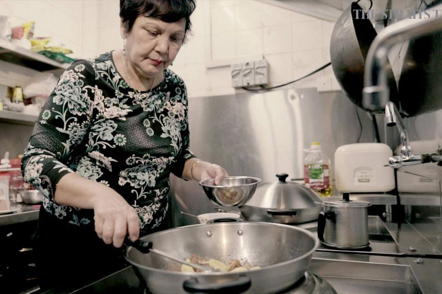 Madam Mary Gomes is preserving her Eurasian heritage - through food.