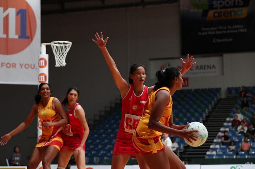 Singapore managed to rally midway into the second quarter but were unable to defeat Sri Lanka, ending in a 74-61 defeat for the home team.