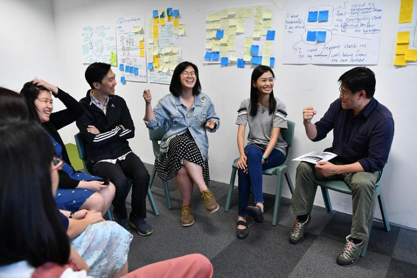 Teachers Learn Design Thinking To Help Students Solve Real World Problems Education News Top Stories The Straits Times