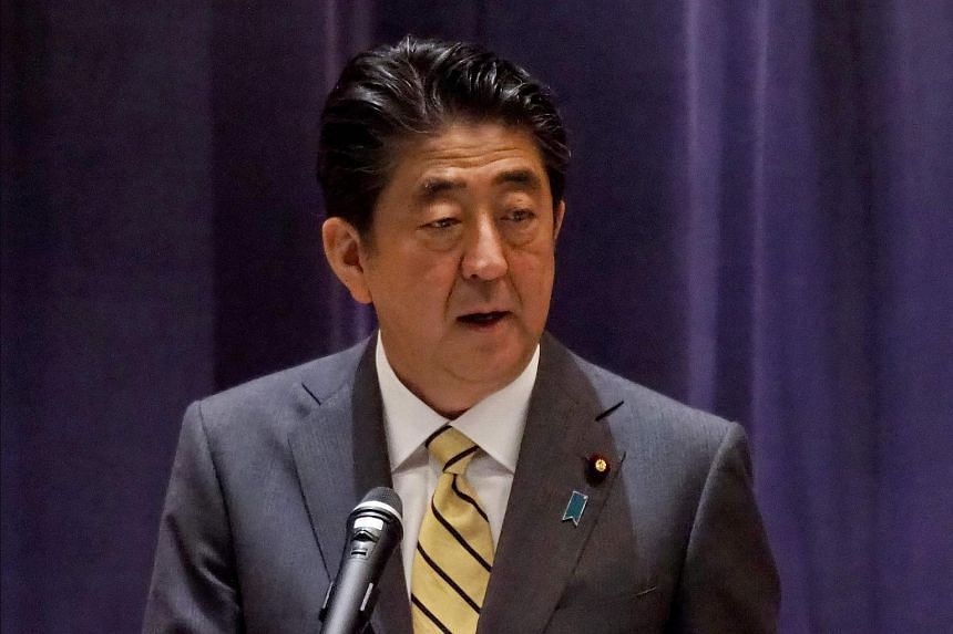 Japanese PM Shinzo Abe twice postponed the tax hike after an increase to 8 per cent from 5 per cent in 2014 tipped Japan into recession.