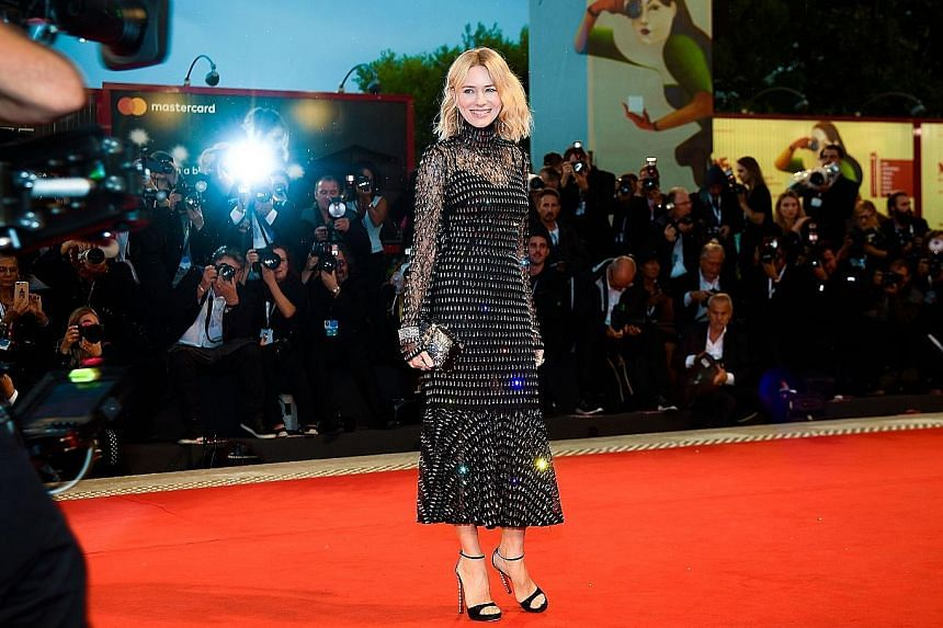 Actress Naomi Watts has lit up plenty of red carpets in her stint as jury member at the ongoing Venice Film Festival. With her radiant smile and choice of outfits, she has commanded arguably more attention than even the cast members of movies being s